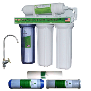heron 4 stage water purifiler
