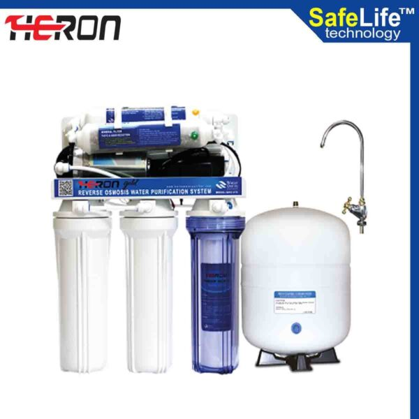 Heron RO water filter in Bangladesh