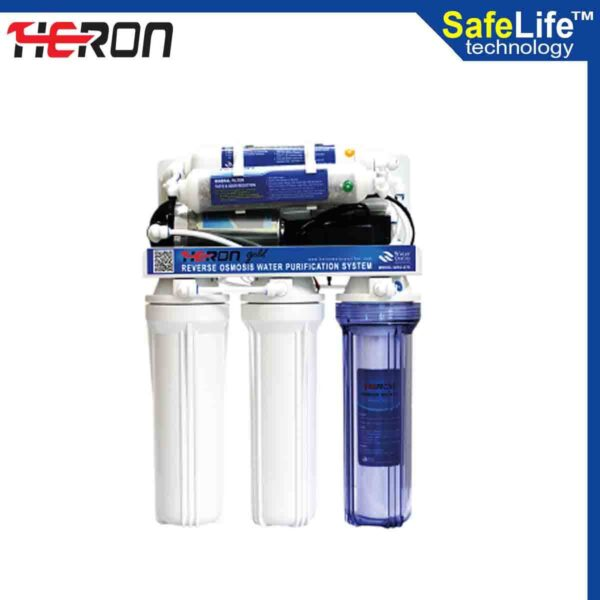 Heron under sink RO water filter