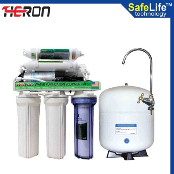 Heron GRO-60-M under sink water filter