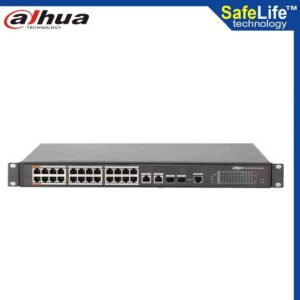 purchase DAHUA 24 port digital video recorder PFS4226-24ET-240 in Bangladesh - Safe Life Technology