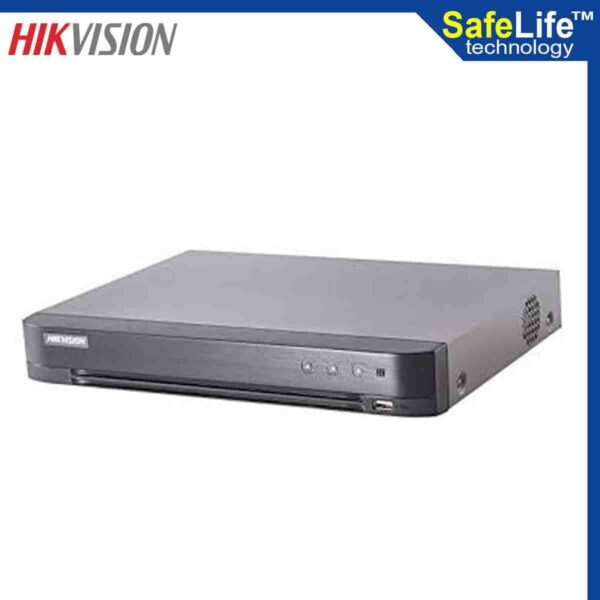 Buy up HIKVISION HD 4 CH H.265 dual stream video compression in Bangladesh - Safe Life Technology