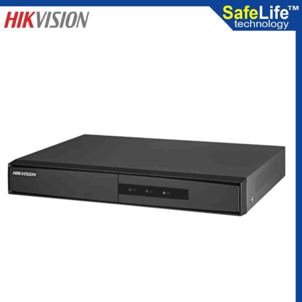 Top class HIKVISION 8 CH H.264/h.264+ dual stream video compression in Bangladesh - Safe Life Technology