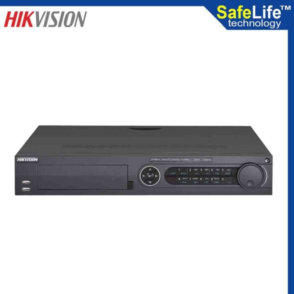 HIKVISION up to 1080P resolution 24 CH H.265 dual stream video compression in Bangladesh - Safe Life Technology