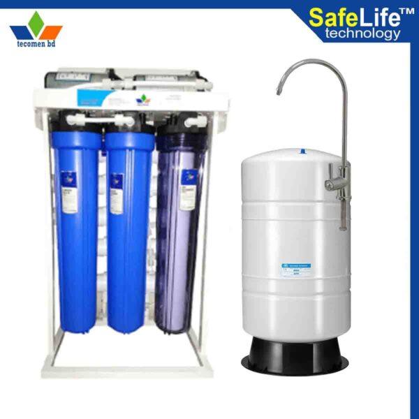 Tecomen 400 GPD Industrial RO water filter