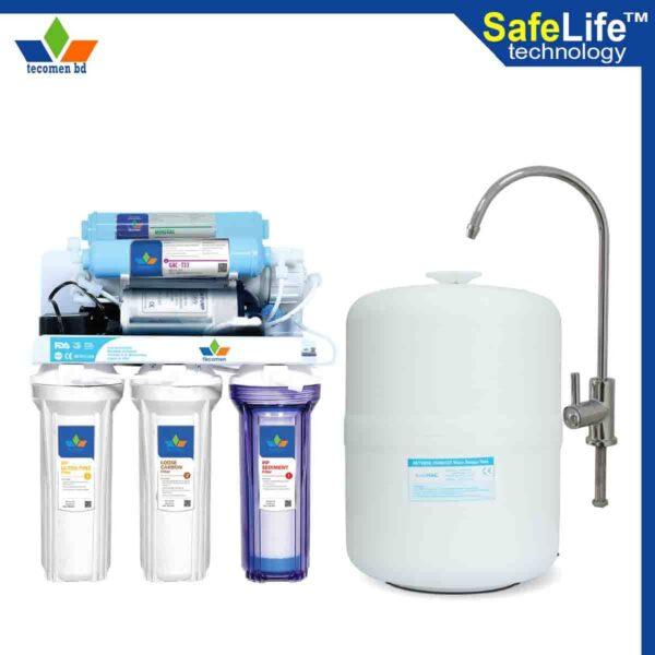 Tecomen 100 GPD RO water filter