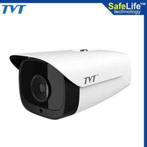 TVT POE 2MP 6mm Fixed Lens IP Starlight Bullet Camera