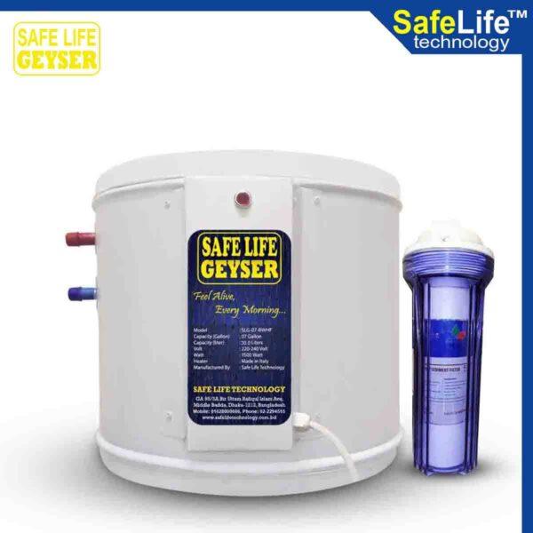 High Quality Safe Geyser in BD