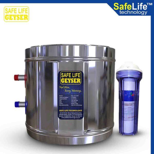 Best Safe geyser in BD