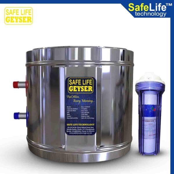 Safe Life Geyser
