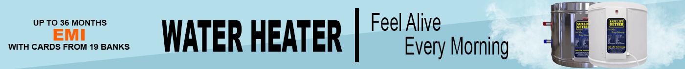 Geyser Narrow Banner