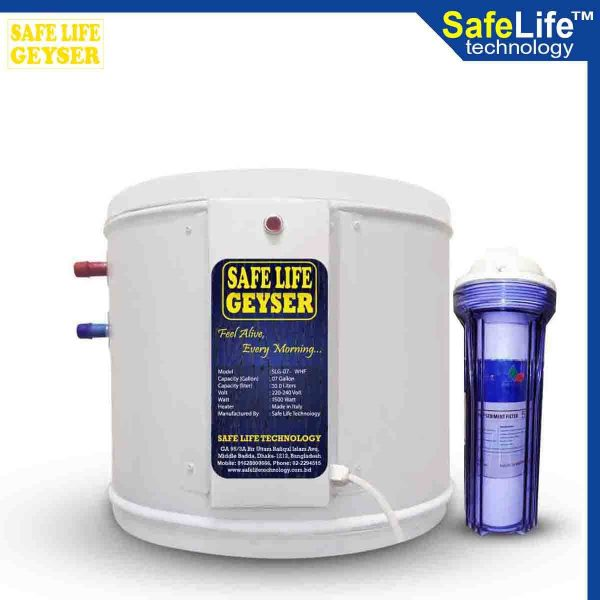 Geyser WIth Safety Filter Price in BD